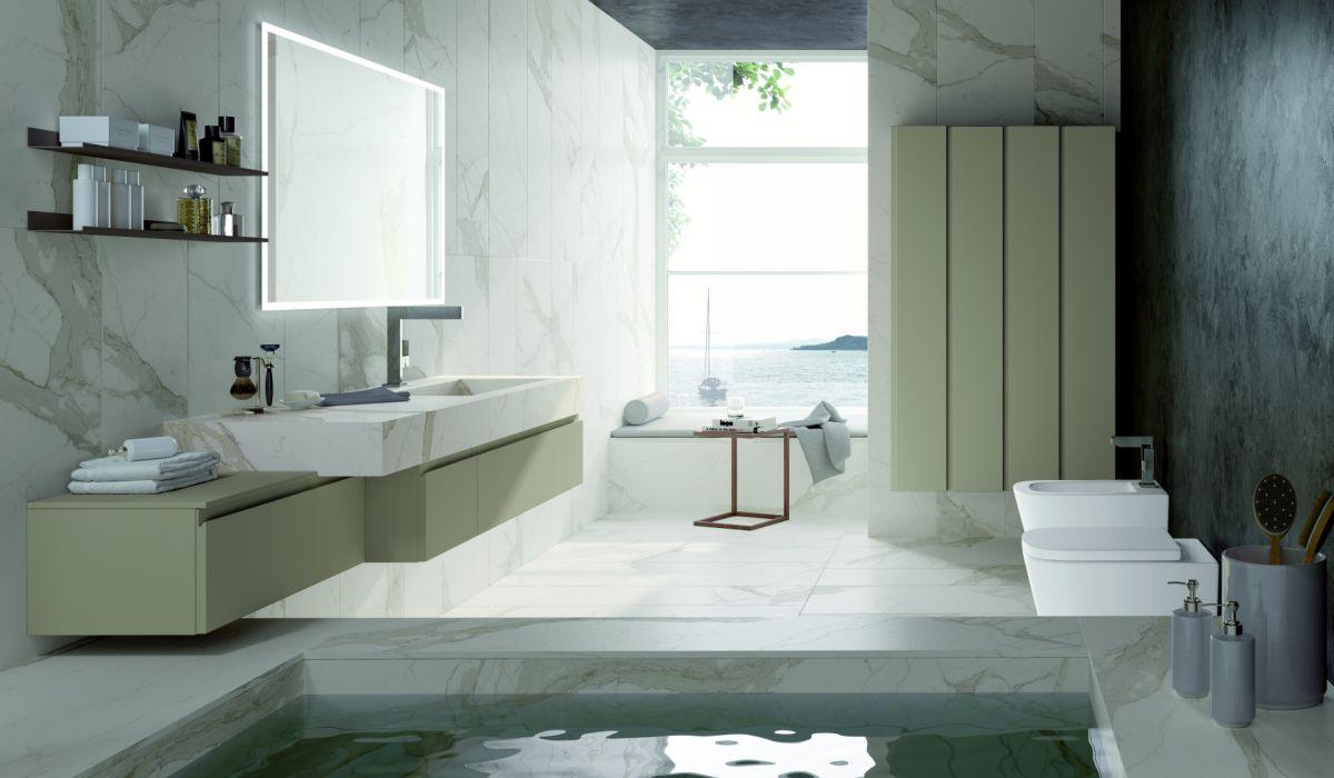 Les mobiliers de salle de bain modernes ADECOR Cuisines